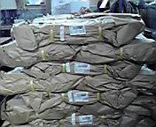 お米の袋が入荷