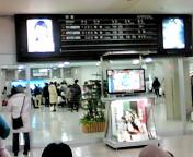 雪の影響(小松空港)